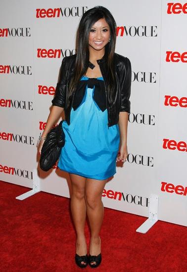 Brenda Song 2012 Pregnant