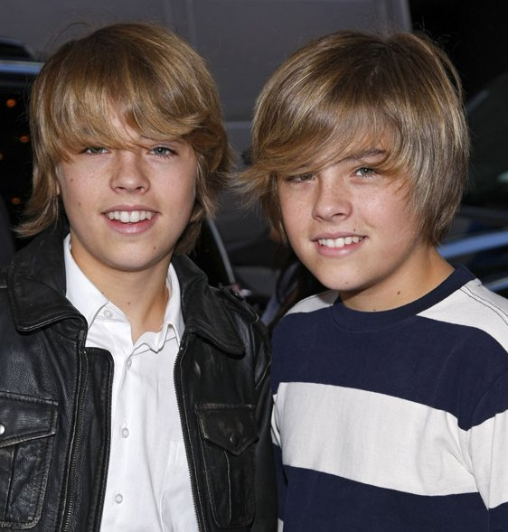 Posted in Dylan & Cole Sprouse 2011