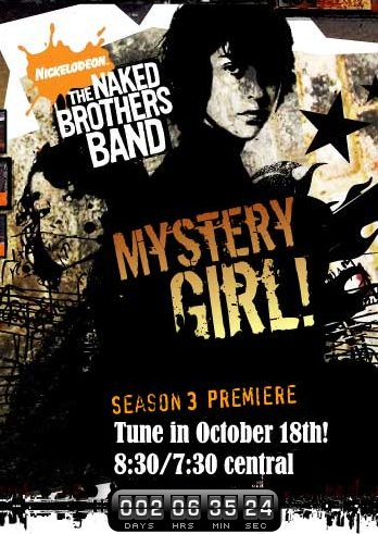 Something also naked brothers band mystery girl movie are